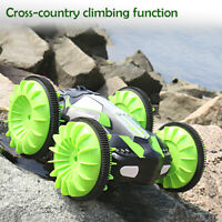 Remote Control Car High Speed RC Amphibious Off-Road 2.4Ghz 4WD Waterproof Stunt