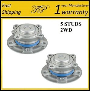 FRONT Wheel Hub Bearing Assembly For BMW 2016 340I/2014-2016 428I/435I 2WD PAIR