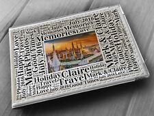 """Personalised Libro De Visitas Álbum de fotos 36 X 6x4/"""" mi libro Memoria De 40th Año Cumpleaños"""