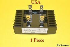 Diode Bridge Rectifier 100A Amp 1200V Volt Metal - USA Seller 1 Piece