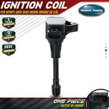 1Pc Ignition Coil for Infiniti QX56 11-13 QX80 14-19 Nissan Armada 17-20 V8 5.6L