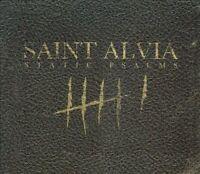 Static Psalms  SAINT ALVIA  Audio CD