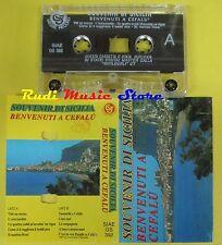 MC SOUVENIR DI SICILIA Benvenuti a cefalu' 1996 italy GIESSE GS 392 no cd lp vhs