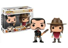 Funko POP! Television The Walking Dead NEGAN & CARL 2-Pack Exclusive