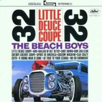 THE BEACH BOYS - LITTLE DEUCE COUPE/ALL SUMMER LONG  CD 28 TRACKS SURF POP NEW!