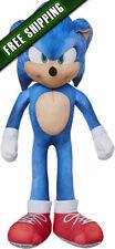 Sonic The Hedgehog 13 Inch Talking Sonic Plush Free Fast Shipping!