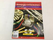 Standard Of Excellence - Bb Flat Tenor Saxophone - Book 1 - PW21XB -With CD -