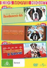 Beethoven's 4th / Beethoven's 5th / Beethoven's Big Break * NEW DVD *