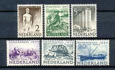 Nederland  550 - 555 ongebruikt (4)
