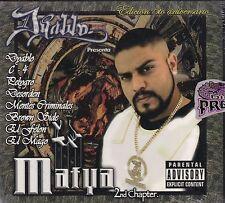 Don Dyablo Dyablo,C-4,Pelygro,Desorden,Mentes criminales,Brown Sideel Pelon CD