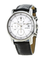 New Baume & Mercier Classima Executives Automatic Chronograph Men's Watch 8591
