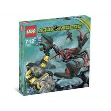 Lego Aquaraiders Lobster Strike (7772)
