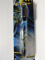 Batman Pen 6 Colors DC Comics Warner Bros With Clip