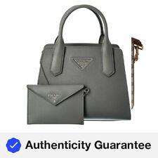 Prada saffiano bolso de cuero para mujer
