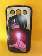 USA Seller Samsung Galaxy S3 III  Anime Phone case Naruto Cool Uchiha Itachi