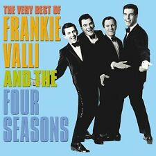 NEW Very Best of Frankie Valli and the Four Seasons (Audio CD)