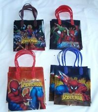 24 pcs Amazing Spiderman Goody Gift Bag Birthday Party Favor Supplies Wholesale