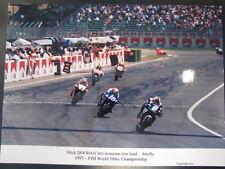 GP 500cc Hockenheim (D) 1997 #8 Checa #18 Aoki #1 Doohan #23 Gobert #24 Aoki