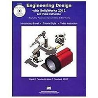 Engineering Design with SolidWorks 2012, Marie Planchard, David Planchard, Good