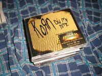 CD Metal Korn Did my Time MCD  IMMORTAL Tomb Raider