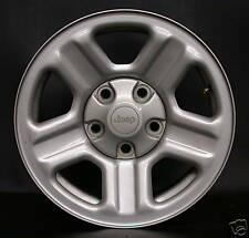"4 New Jeep Wrangler Grand Cherokee Factory OEM 16"" Wheels Rims 9072 Free Shipng"