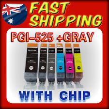 6x Ink Cartridge PGI525 CLI526 for Canon MG6200 MG8250 MG6250 MG8100  Printer