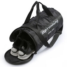 Sports Gym Bag with Shoes Compartment Wet Pocket for Women & Men Duffle Bags