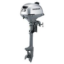 New 2018  Honda BF  2.3 hp outboard motor tiller.  FREE SHIPPING