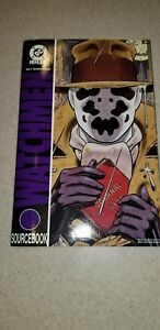 WATCHMEN: DC HEROES ROLE PLAYING SOURCEBOOK NEW