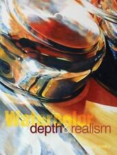 Watercolor Depth and Realism Laurie Humble HC DJ