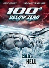 100 DEGREES BELOW ZERO  DVD FANTASCIENZA