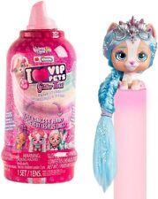 Imc toys Vip Pets Glitter Twist Bambola a Sorpresa Cagnolini da Collezione Model