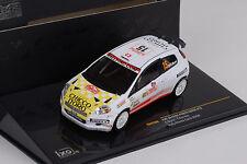 2009 Fiat Grande Punto S2000 #15 Rally Monte Carlo Burri/Gordon 1:43 IXO Altaya