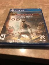 Assassin's Creed Odyssey Deluxe Edition Playstation 4 PS4