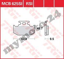 Bremsbelag TRW / Lucas MCB625SI, Sinter Offroad mit ABE