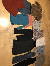 Huge Lot Maternity Clothes Size Medium Motherhood American Star Gap A Pea In The