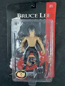 1998 Sideshow Universal Toys Bruce Lee Action Figure R29