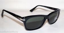 Gafas de sol de hombre negro Persol de plástico