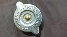 NEW original correct radiator cap 60-66 Ford Lincoln Mercury     S.M.CO  14 lb
