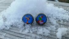 Christmas Earrings How The Grinch Stole Christmas! Dr. Seuss Max Post