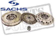 Audi A4 2.0 Tdi Sachs Dual Mass Flywheel Clutch Kit Set Zms 145 Bhp 2008