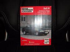 RTA Audi A4 / A 4 - Essence / Diesel / D - Revue Technique Automobile