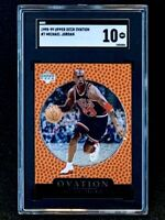 1998-99 Upper Deck Ovation #7 Michael Jordan Chicago Bulls SGC 10 Low Pop