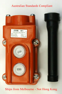 Pendant control COB61 for Crane, Hoist, winch, tailgate loader, remote OZ Stock