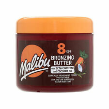 Malibu Sun Bronzing Butter SPF 8 With Beta Carotene And Coconut Oil 300ml