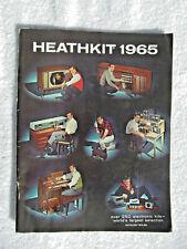 1965 Heathkit catalog GOOD CONDITION