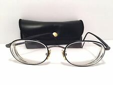 Calvin Klein Inlay ITALY Frame Eye Glasses 231 568 145mm