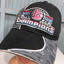 St. Louis Cardinals World Series Champs YOUTH Stretch Baseball Cap Hat