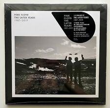 Pink Floyd The Later Years 1987- 2019 Vinyl 2 LP Booklet