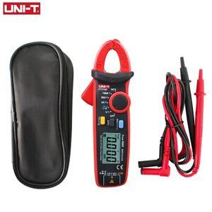 UT210E Digital TRMS AC DC Zangen Multimeter Zangenamperemeter Stromzange NCV LCD
